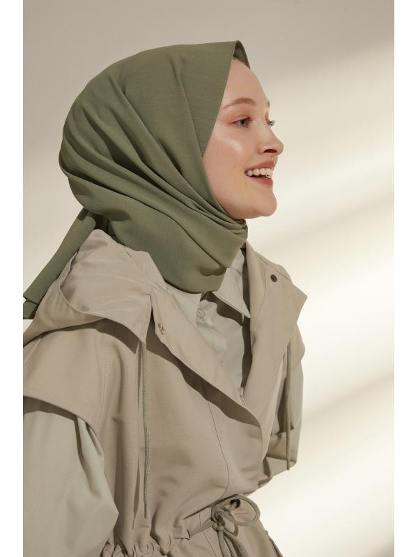 Luxury Soft Yeşil Şal