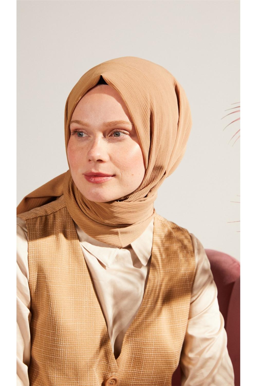 Elegance Camel Şal
