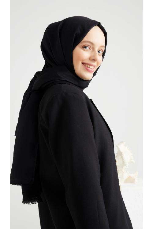 Shape Siyah Şal